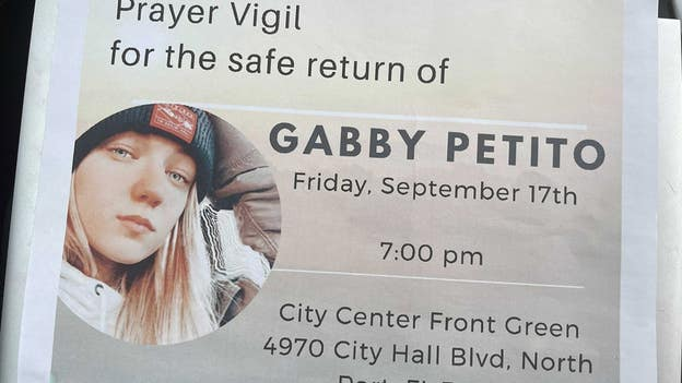 Candlelight vigil for Gabby Petito scheduled in North Port, Florida Friday night