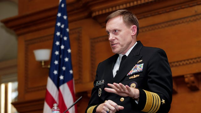 What keeps NSA's Director up at night?