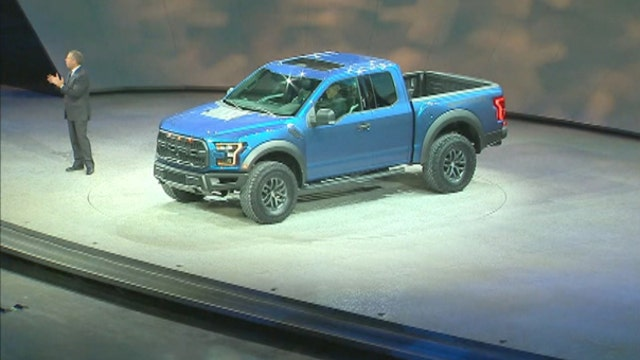 Ford F-150, VW Golf the big winners at Detroit Auto Show?