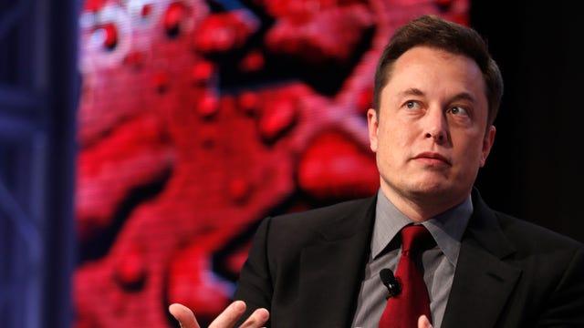 Musk building high-speed hyperloop test track?