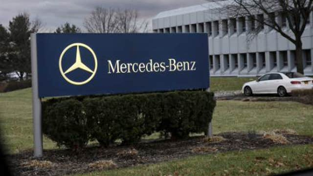 Mercedes benz usa ceo on company s move from nj to ga on for Mercedes benz augusta ga