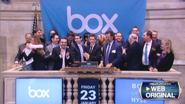 Tech Rewind: Box Debuts, Obama Pushes Cyber Security