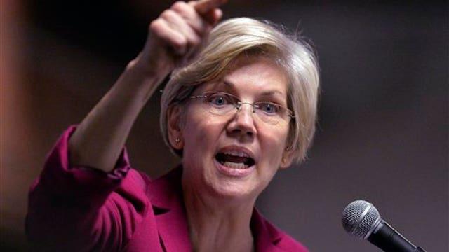 Senator Warren says government gets credit for drug creation?