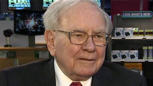 Buffett: Will probably buy a small business in Western Europe