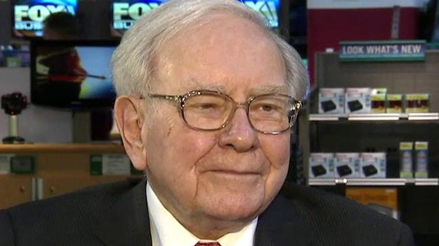 Buffett on Coca-Cola