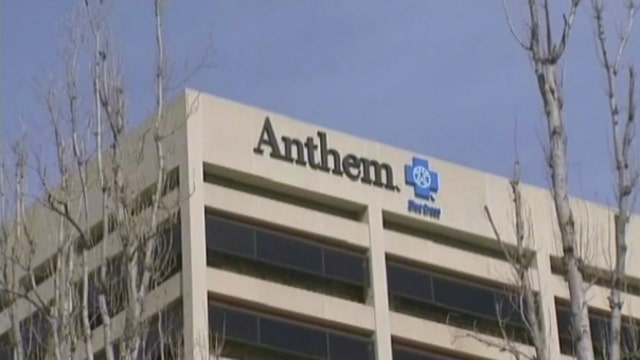 FBN's Gerri Willis on the cyber attack against Anthem, one of America's largest health insurers.