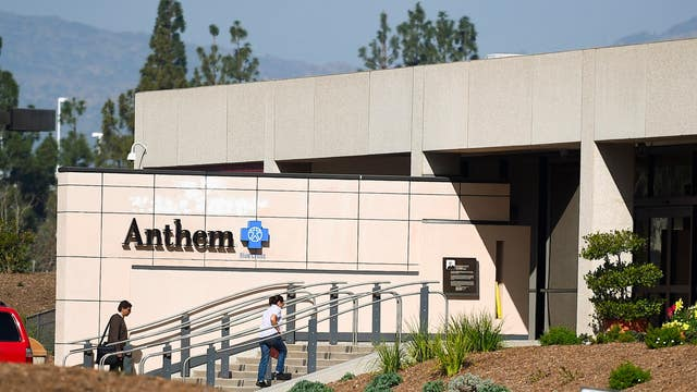 Anthem CEO hacked