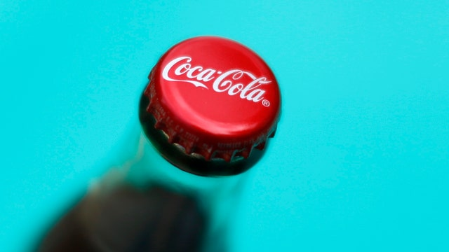 Coke hiding secret shares?