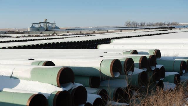 Alberta Premier on Keystone, energy