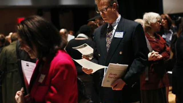 Unemployment rate ticks up as economy adds 257,000 jobs