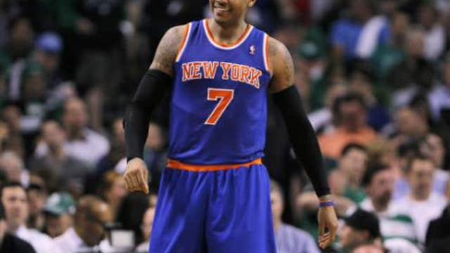 Should the Knicks keep Carmelo Anthony?