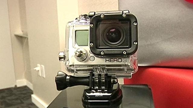 GoPro lowers sales outlook