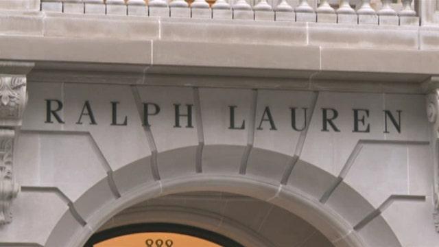 Ralph Lauren shares under pressure with weak forecast