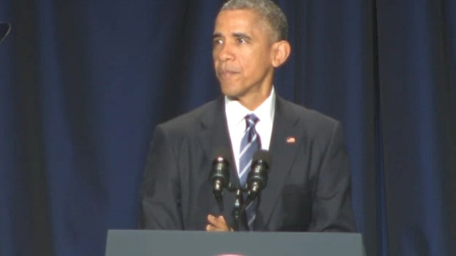 Obama under fire for National Prayer Breakfast comments