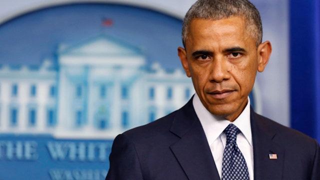 Obama campaigning to downplay threat of radical Islamic terrorists?