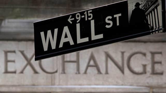 Wall Street paychecks getting smaller