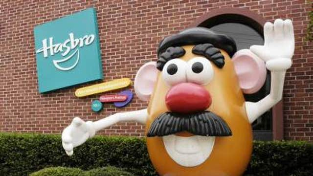 Hasbro 4Q earnings beat expectations, revenue misses