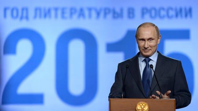 Tougher sanctions needed against Putin?