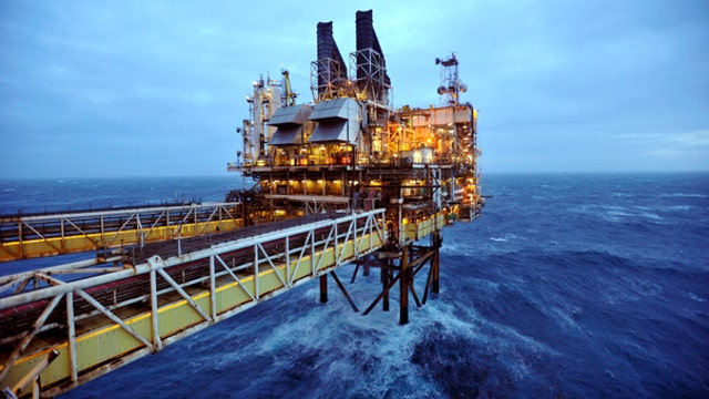 Energy sector gets boost by rise in oil prices