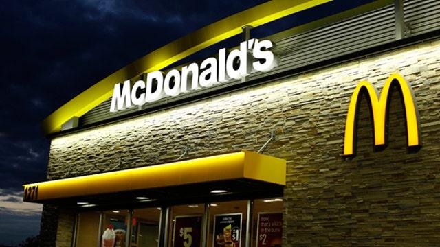 McDonald's under pressure from weaker same-store sales