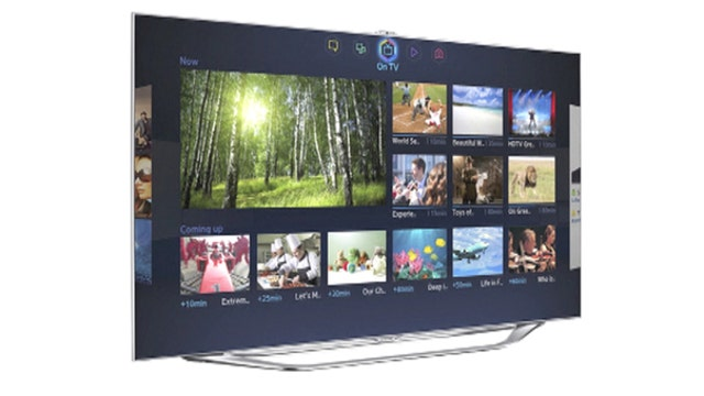 Invasion of privacy by your TV?