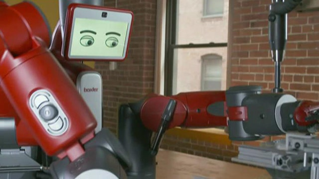 Study: Robots will replace factory workers at faster pace