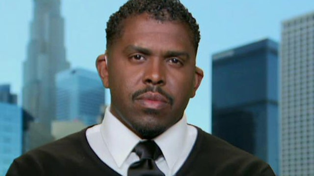 Minister Johnathan Gentry: Ferguson was not a race issue
