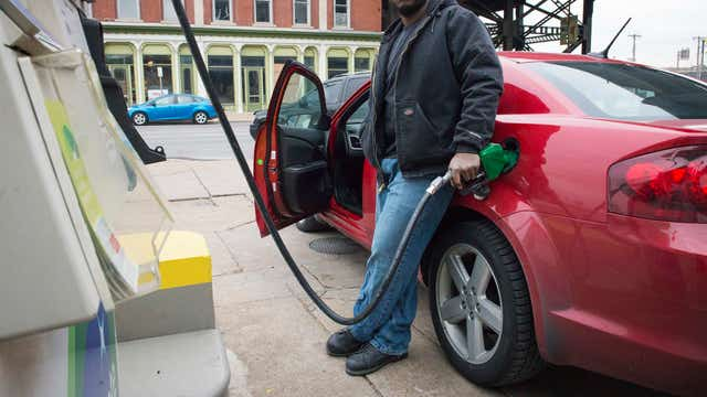 When will see economic impact of low oil prices?