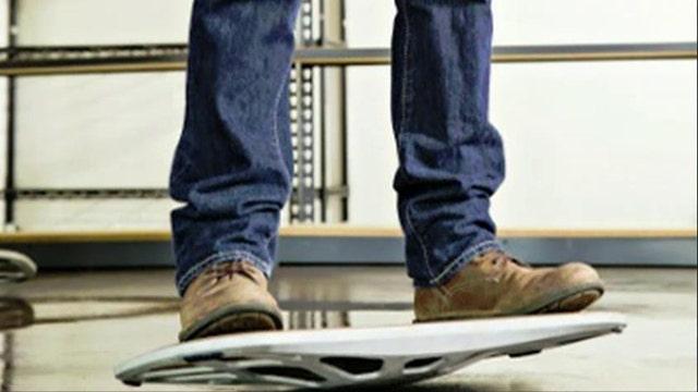 New 'Fluidstance' desk lets you surf while you work