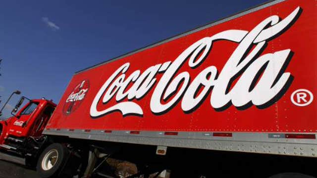 Coca-Cola 4Q earnings beat expectations