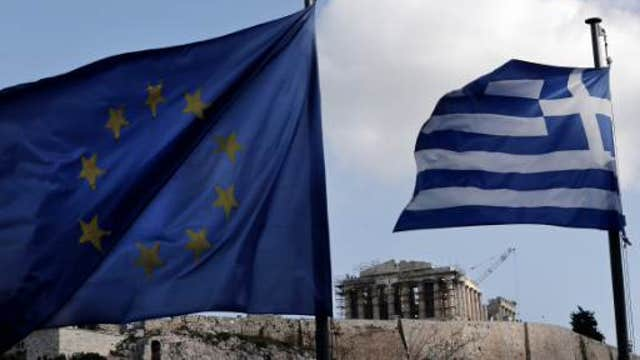Will Greece drop out of the Eurozone?