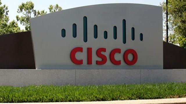 Cisco 2Q earnings top estimates