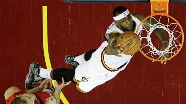 NBA COO talks the business of basketball