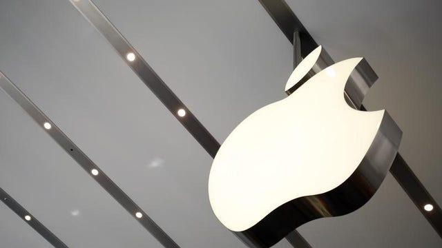 Apple hits lifetime highs