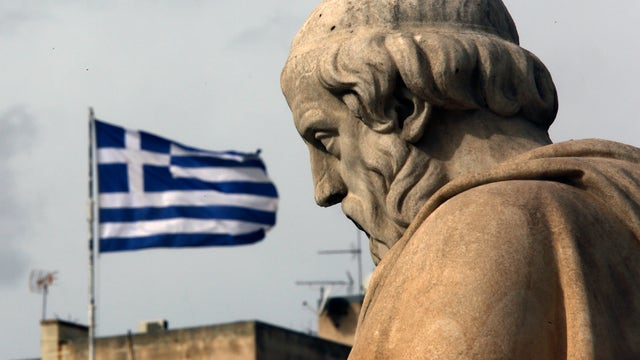 The future of Greece