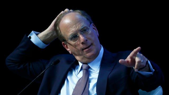 BlackRock CEO pushing SEC for an electronic bond trading platform