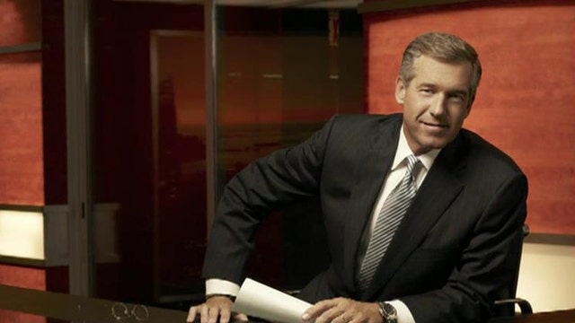 Brian Williams benched for 6-months