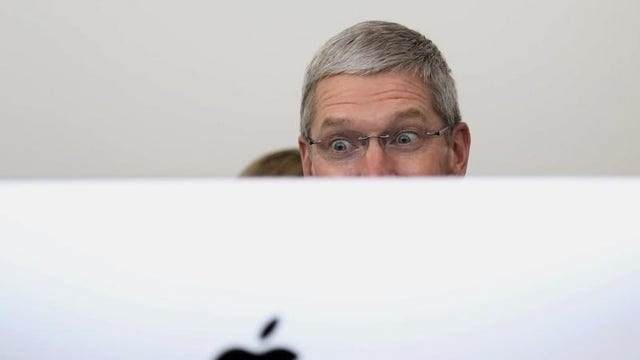 Why you should buy Apple shares now
