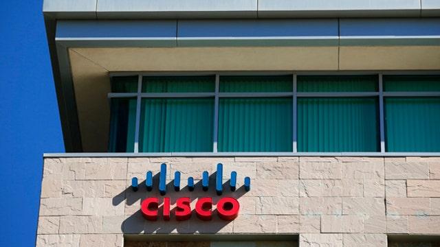 Cisco posts 2Q earnings, revenue beat