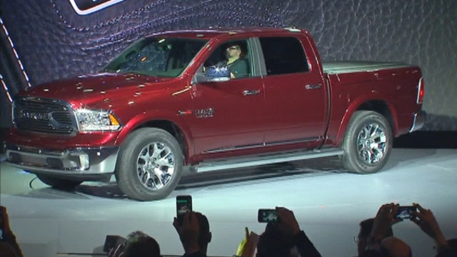 Ram unveils luxury pickup truck