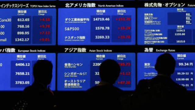 Asian markets mostly higher, Nikkei leads gains