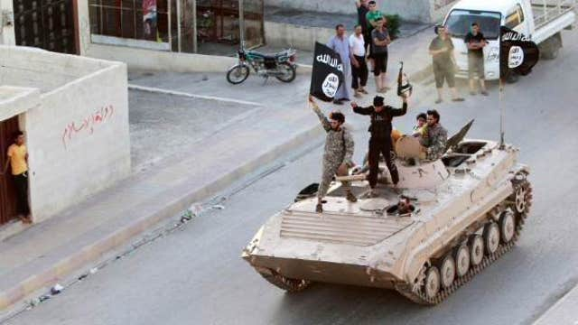 Should the U.S. use ground troops against ISIS?