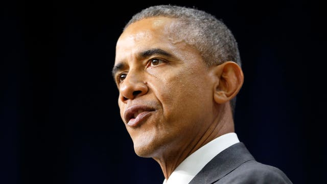 Obama attacking Staples for undercutting ObamaCare policy?