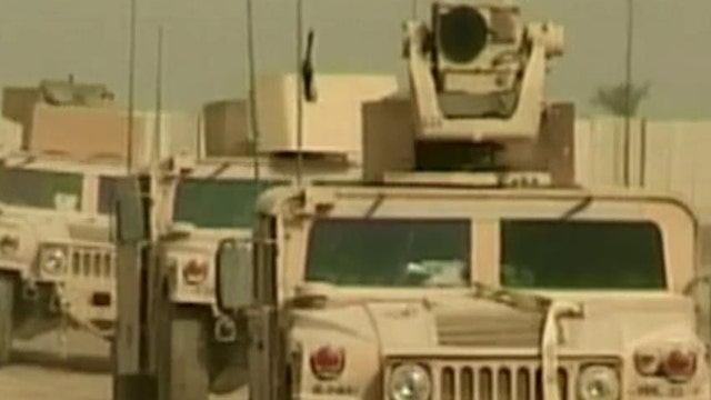 Pentagon downplays ISIS suicide bombers near U.S. Marines