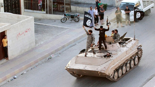 ISIS is gaining ground in taking over Iraq?