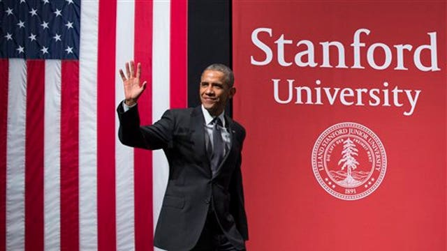 Obama: Cyber-attacks hurting U.S. companies and jobs