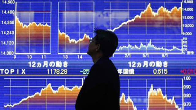 Asian shares rise on Ukraine-Russia cease fire