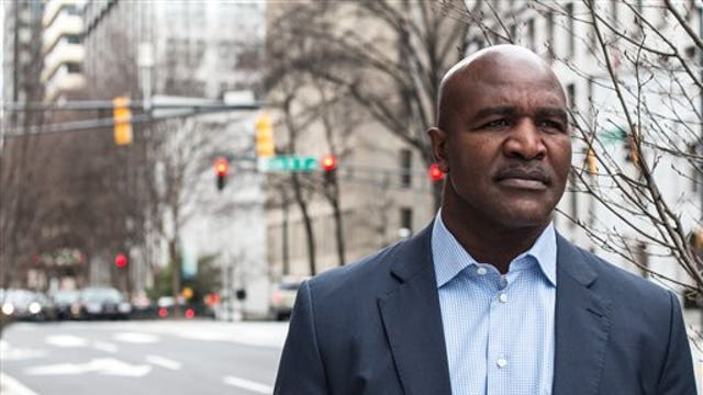 Boxing Champion Evander Holyfield talks road rage PSA
