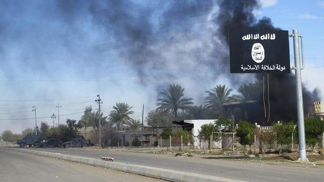 ISIS is overrunning Al-Baghdadi