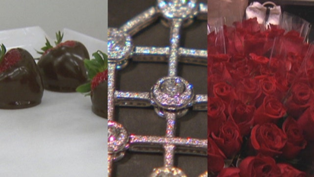 Shoppers expected to spend a record $18.9B this Valentine's Day